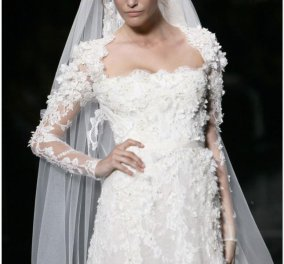 Παγκόσμια ημέρα του Γάμου σήμερα με τα ωραιότερα νυφικά στον κόσμο & αφήστε τα γελάκια και τα… ειρωνικά σχόλια! - Κυρίως Φωτογραφία - Gallery - Video
