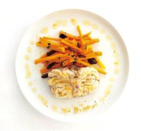 Ένα «εύκολο» ψαράκι με χοντρό αλάτι και ξύσμα νεραντζιού - μεσογειακό πιάτο delicious! - Κυρίως Φωτογραφία - Gallery - Video