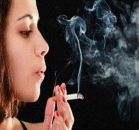 Το κάπνισμα πιο φονικό για τις γυναίκες από τον καρκίνο του στήθους - Κυρίως Φωτογραφία - Gallery - Video