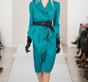Ο Oscar de la Renta και η κολεξιόν του! Αυτός ο σχεδιαστής πάντα με κάνει να ονειρεύομαι - τα ρούχα του είναι απλά τέλεια  και ας μην τα έχω βάλει ποτέ... - Κυρίως Φωτογραφία - Gallery - Video