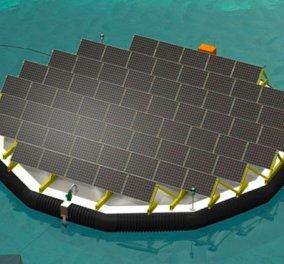 Τρία ηλιακά νησιά σε λίμνη της Ελβετίας - Μία είδηση του παρόντος για το μέλλον - Κυρίως Φωτογραφία - Gallery - Video