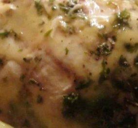 Στο oisyntagesmoy.gr - του Άκη μας βρήκα στήθος κοτόπουλου γεμιστό με πέστο μαϊντανού - κάσιους και λαχανικά - Κυρίως Φωτογραφία - Gallery - Video