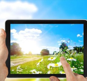 O ήλιος θα φορτίζει tablets, e-readers ! - Κυρίως Φωτογραφία - Gallery - Video
