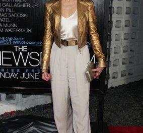 Η Μπαρμπαρέλλα στα 74 της αρχίζει νέα τηλεοπτική καριέρα: Η Jane Fonda στο Newsroom!!  - Κυρίως Φωτογραφία - Gallery - Video