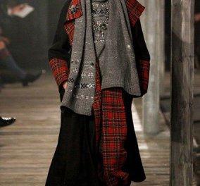 Chanel 2013-2014 απευθείας απο την Εβδομάδα Μόδας του Παρισιού (φωτό)  - Κυρίως Φωτογραφία - Gallery - Video