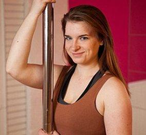 22χρονη υπέρβαρη έχασε τόσα πολλά κιλά με χορό που παραδίδει και μαθήματα (εικόνες & βίντεο) - Κυρίως Φωτογραφία - Gallery - Video