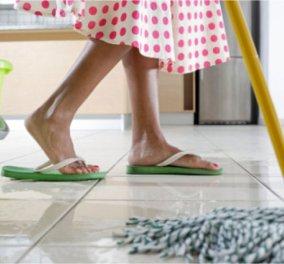 Οι δουλειές του σπιτιού αδυνατίζουν τις γυναίκες. Διαβάστε πόσο!  - Κυρίως Φωτογραφία - Gallery - Video