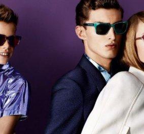 Ο Romeo Beckham ξανάπιασε δουλειά μοντέλου - Τώρα και με γυαλιά Βurberry - Δεν χορταίνει αυτή η οικογένεια τα μεροκάματα - Κυρίως Φωτογραφία - Gallery - Video