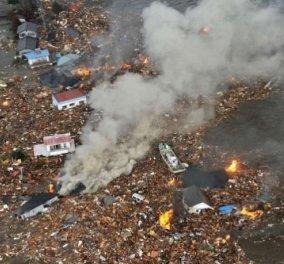 Δύο χρόνια από το καταστροφικό τσουνάμι στην Ιαπωνία-Οι εικόνες που σόκαραν όλο τον κόσμο - Δείτε τα βίντεο - Κυρίως Φωτογραφία - Gallery - Video