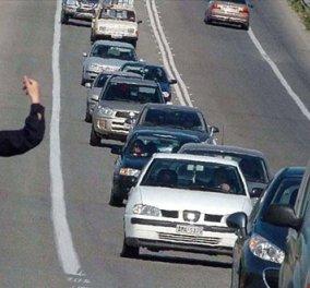 Όλα τα μέτρα της τροχαίας για το τριήμερο της Καθαράς Δευτέρας - Καλό δρόμο - Οδηγείτε με σύνεση! - Κυρίως Φωτογραφία - Gallery - Video