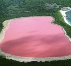 Η φώτο της ημέρας - Χαζέψτε την λίμνη Hillier στην Δυτική Αυστραλία! - Δεν έχετε δει κάτι παρόμοιο - Κυρίως Φωτογραφία - Gallery - Video