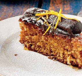Κέικ πορτοκάλι -χειμωνιάτικο και αξιολάτρευτο ..ουφ!  Μια τάση για γλυκό μ'έχει πιάσει σήμερα με την πίκρα των Βρυξελλών - Κυρίως Φωτογραφία - Gallery - Video