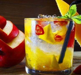 Η φύση στο ποτήρι μας με 5 ανοιξιάτικα κοκτέιλ για να βάλετε χρώμα και διάθεση στις βραδιές σας! - Κυρίως Φωτογραφία - Gallery - Video