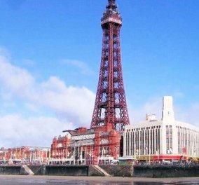11 αντίγραφα του Πύργου του Άιφελ, από την Αγγλία, την Κίνα, την Ιαπωνία, την Αμερική ως τα...Φιλιατρά! - Κυρίως Φωτογραφία - Gallery - Video