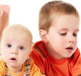Γεννιέστε πρωτότοκος? Κινδυνεύετε με υψηλή πίεση - Είστε ο βενιαμίν? Κινδυνεύετε με ατυχήματα - Τι λέει η γενετική με την σειρά που γεννιόμαστε! - Κυρίως Φωτογραφία - Gallery - Video