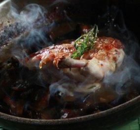 Στήθος κοτόπουλο με μανιτάρια, λευκό κρασί και θυμάρι από τα χέρια του Γιάννη Λουκάκου! - Κυρίως Φωτογραφία - Gallery - Video