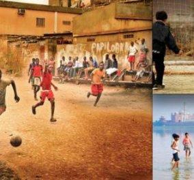 Η φωτογραφία της ημέρας - Ο αθλητισμός δεν έχει όρια, σύνορα, φυλές, έθνη! - Κυρίως Φωτογραφία - Gallery - Video