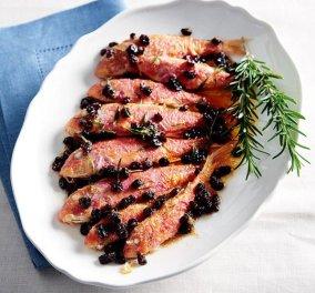 Μπαρμπουνάκια σαβόρο τηγανιτά  μας προτείνει σήμερα ο Ηλίας Μαμαλάκης-Τι καλύτερο; - Κυρίως Φωτογραφία - Gallery - Video