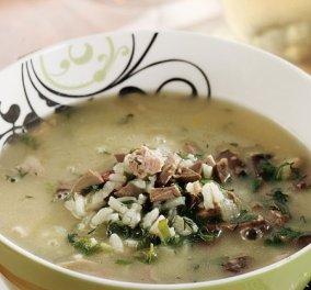 Μαγειρίτσα Κερκυραϊκή (τσιλιχούρδα) - Μια νόστιμη συνταγή με πλούσια θρεπτική αξία! - Κυρίως Φωτογραφία - Gallery - Video