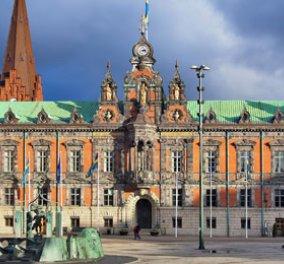 Ας δούμε το Μάλμε, την πόλη της Σουηδίας που φιλοξενεί φέτος την Eurovision (φωτογραφίες) - Κυρίως Φωτογραφία - Gallery - Video
