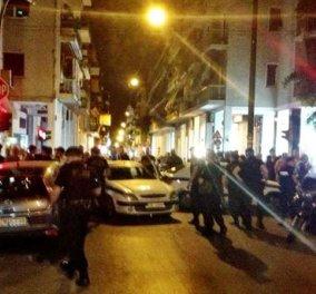 Κινηματογραφική καταδίωξη κλέφτη από αστυνομικούς τη νύχτα στο Παγκράτι! (φωτογραφίες - βίντεο)  - Κυρίως Φωτογραφία - Gallery - Video
