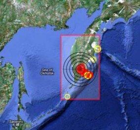 8,2 Ρίχτερ στη θάλασσα της Ρωσίας - Προειδοποίηση για τσουνάμι! - Κυρίως Φωτογραφία - Gallery - Video