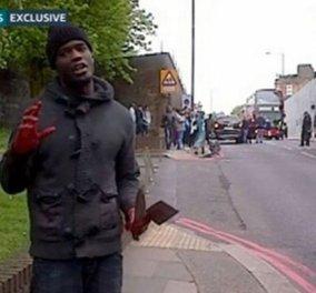 Βίντεο με την επίθεση των δραστών της δολοφονίας του βρετανού στρατιώτη στο Λονδίνο κατά των αστυνομικών που έσπευσαν επί τόπου ανέβηκε στην ιστοσελίδα της Daily Mirror! - Κυρίως Φωτογραφία - Gallery - Video