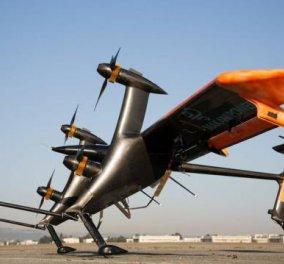 Google: Μόλις εξαγόρασε εταιρεία παραγωγής ενέργειας με ανεμογεννήτριες για φτερά αεροσκαφών! - Κυρίως Φωτογραφία - Gallery - Video