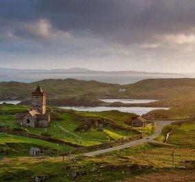 Η φωτογραφία της ημέρας - Παραμυθένιο τοπίο στο Outer Hebrides της Σκωτίας! - Κυρίως Φωτογραφία - Gallery - Video