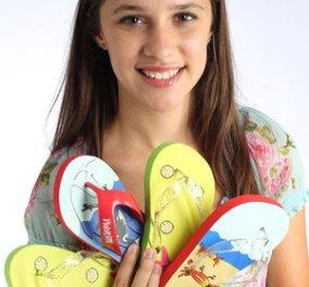 Topwoman ετών 15: την λένε Μάντισον και σχεδιάζει σαγιονάρες από 8 χρονών- γνωρίστε την ! - Κυρίως Φωτογραφία - Gallery - Video
