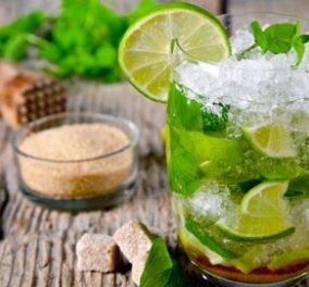 Μοjito : Όλα όσα πρέπει να ξέρετε για το δημοφιλέστερο ποτό του καλοκαιριού - Κυρίως Φωτογραφία - Gallery - Video