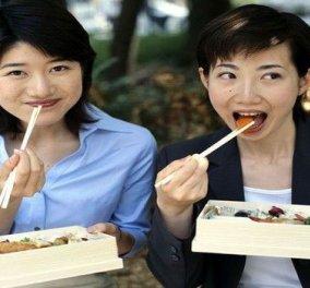 Γιατί οι Ιάπωνες δεν παχαίνουν; Έχουν 2 βασικές αρχές και υποκλίνονται σε αυτές! - Κυρίως Φωτογραφία - Gallery - Video