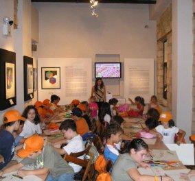 Δεν ξέρετε τι να κάνετε τα «τερατάκια» σας τώρα το καλοκαίρι; Ιδού : Θερινά ολοήμερα εργαστήρια για παιδιά στο Μουσείο Ηρακλειδών - Κυρίως Φωτογραφία - Gallery - Video