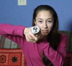 15χρονη Καναδέζα εφηύρε φακό που αντλεί ενέργεια από το χέρι μας -Βραβεύεται από την Google! (φωτό) - Κυρίως Φωτογραφία - Gallery - Video