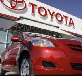 185.000 αυτοκίνητα Yaris ανακαλεί η Toyota λόγω προβλήματος στο σύστημα διεύθυνσης! - Κυρίως Φωτογραφία - Gallery - Video