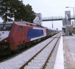 Εξελισσόμαστε: Σύντομα Αθήνα-Θεσσαλονίκη σε 3,5 ώρες και Αθήνα-Πάτρα σε 2 ώρες με το τρένο - Κυρίως Φωτογραφία - Gallery - Video