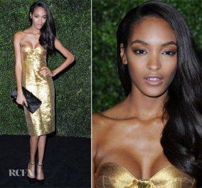 Ο Dior ακύρωσε λόγω μεγάλου στήθους την συμμετοχή της μαύρης καλλονής Τζούρνταν Νταν στην πασαρέλα - Τς, τς (φωτό)  - Κυρίως Φωτογραφία - Gallery - Video