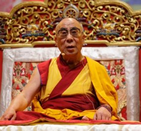 Κάντε το τεστ του Δαλάι Λάμα - 4 ερωτήσεις μόνο - Σήμερα ημέρα των γενεθλίων του - Κυρίως Φωτογραφία - Gallery - Video