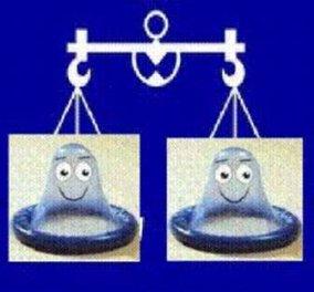 Smile: Δείτε γιατί το νέο σύμβολο των κυβερνήσεων πρέπει να είναι το... προφυλακτικό - Κυρίως Φωτογραφία - Gallery - Video