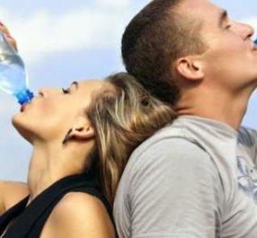 Νερό, ο πιο γρήγορος και πιο οικονομικός τρόπος για αδυνάτισμα! - Κυρίως Φωτογραφία - Gallery - Video