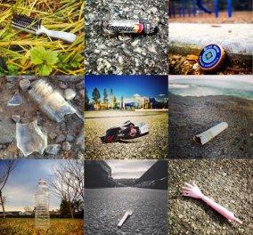 Το Instagram καθαρίζει τον πλανήτη: Mία καταπληκτική πρωτοβουλία για την αποκομιδή των σκουπιδιών με το #Litterati!!!  - Κυρίως Φωτογραφία - Gallery - Video
