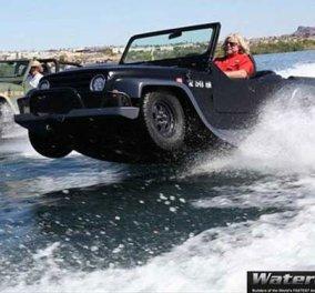 Watercar Panther:  Το γρηγορότερο αμφίβιο αμάξι στον κόσμο! - Κυρίως Φωτογραφία - Gallery - Video