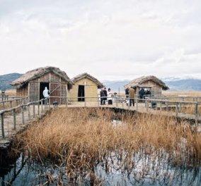 Η νανοτεχνολογία στην υπηρεσία της σωτηρίας του νεολιθικού οικισμού του Δισπηλιού Καστοριάς - Κυρίως Φωτογραφία - Gallery - Video