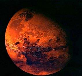 Ύπαρξη τεράστιου ωκεανού στον Άρη; Καλύπτει το 1/3 του πλανήτη; - Κυρίως Φωτογραφία - Gallery - Video