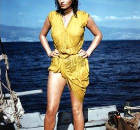Η Σοφία Λόρεν 23 χρονών Ιταλίδα θεά τραγουδάει στην Ύδρα ''Τι είναι αυτό που το λένε αγάπη'' Απολαύστε την πρώτη διεθνή ταινία για την προβολή της Ελλάδας! (βίντεο)  - Κυρίως Φωτογραφία - Gallery - Video