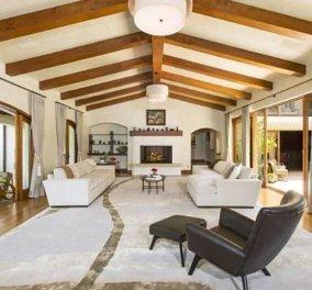 22 εκατομμύρια δολάρια πουλάει το σπίτι του ο Μπρους Γούιλις, με 11 κρεβατοκάμαρες, 11 μπάνια- Δείτε το, δεν ξέρεις ποτέ, κατάλληλη εποχή για επενδύσεις (χα!)  - Κυρίως Φωτογραφία - Gallery - Video
