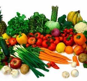 Προσοχή: 11 φρούτα και λαχανικά που φάγαμε, Απρίλιο -Ιούνιο, γεμάτα εντομοκτόνα και άλλα τοξικά !!!  - Κυρίως Φωτογραφία - Gallery - Video