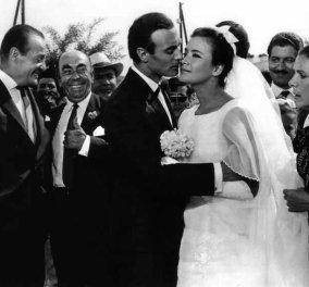 Όταν στην Αίγινα έκανε διακοπές η Αλίκη με τον «μπαμπά» της Λ.  Κωνσταντάρα, στις Σπέτσες ο Μπάρκουλης με την Καρέζη, στην Κέρκυρα η Ρένα Βλαχοπούλου & στην Ρόδο όλος ο ελληνικός κινηματογράφος μαζί  - Κυρίως Φωτογραφία - Gallery - Video