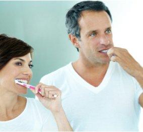 Αν δεν βουρτσίζετε τα δόντια σας, κινδυνεύετε από άνοια και Αλτσχάιμερ ! - Κυρίως Φωτογραφία - Gallery - Video