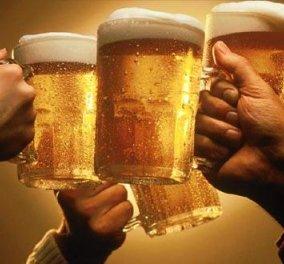 Στην υγειά μας: Παγκόσμια Ημέρα της μπύρας σήμερα - Κυρίως Φωτογραφία - Gallery - Video